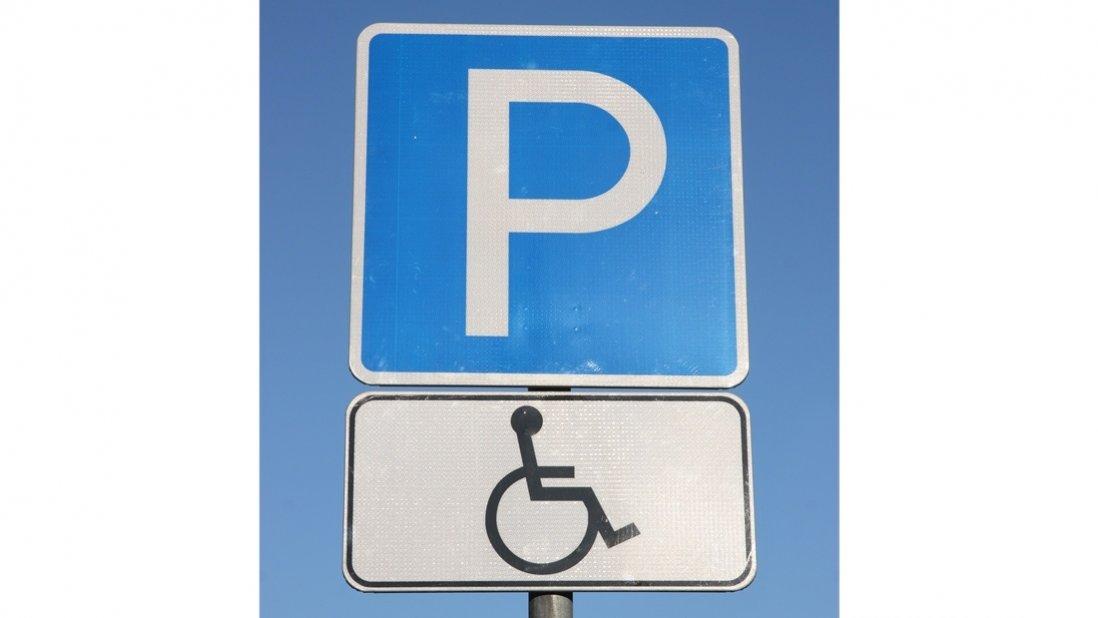Widerspruch gegen Ablehnung des Schwerbehindertenparkplatz, Muster